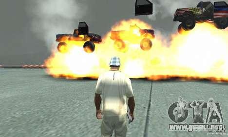 La bomba atómica para GTA San Andreas tercera pantalla