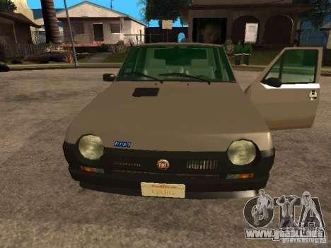 Fiat Ritmo para la visión correcta GTA San Andreas