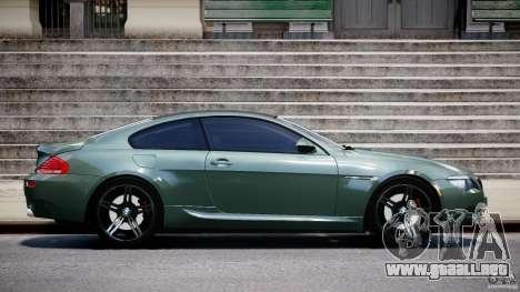 BMW M6 2010 v1.5 para GTA 4 left