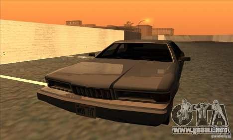 ENBSeries 0.075 para GTA San Andreas segunda pantalla
