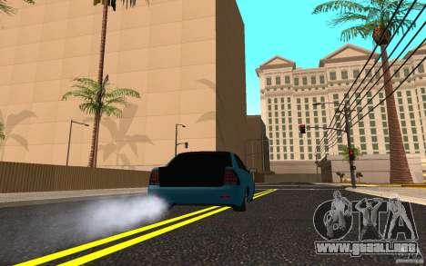 LADA 2170 Penza tuning para la visión correcta GTA San Andreas