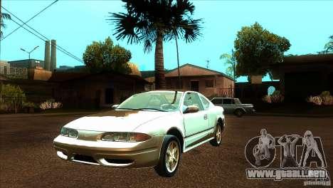 Oldsmobile Alero 2003 para GTA San Andreas
