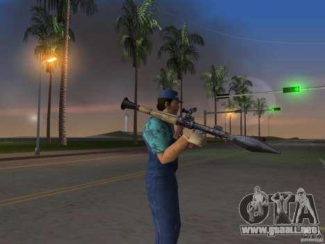 Pak domésticos armas para GTA Vice City