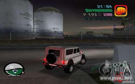 UAZ-3159 para GTA Vice City left