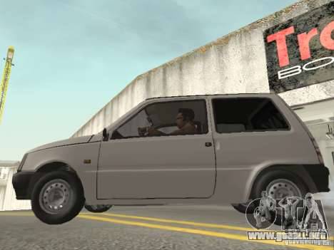Proteína de Oka VAZ 1111 para la visión correcta GTA San Andreas