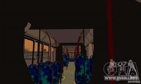 Caio Induscar Millenium II para visión interna GTA San Andreas