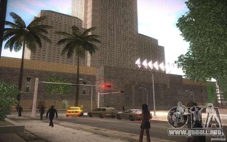 Meria HD para GTA San Andreas tercera pantalla