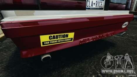 Ford Mustang GT 1993 v1.1 para GTA 4