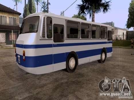 LAZ 697R para GTA San Andreas left