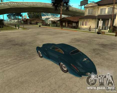Holden Efijy para GTA San Andreas left