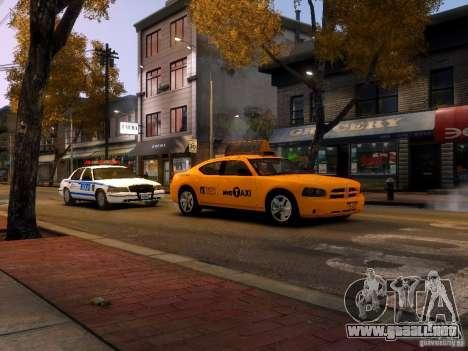 Dodge Charger NYC Taxi V.1.8 para GTA 4