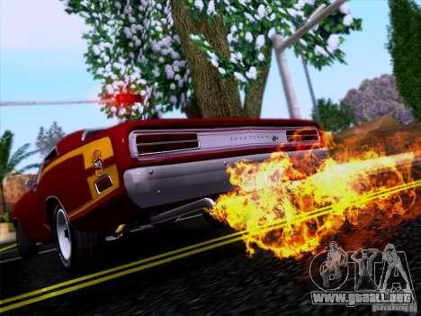 Dodge Coronet Super Bee v2 para visión interna GTA San Andreas