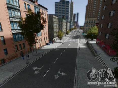 HD Roads 2013 para GTA 4 octavo de pantalla