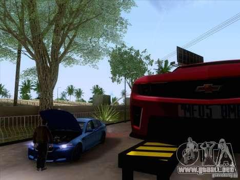 Auto Estokada v1.0 para GTA San Andreas quinta pantalla