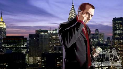 Real New York Loading Screens para GTA 4 tercera pantalla