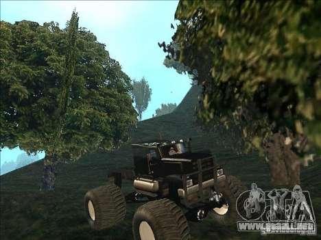 Monsterous Truck para GTA San Andreas