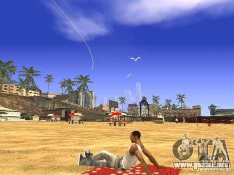 Estera del resto para GTA San Andreas