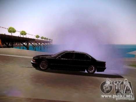 Nuevos efectos para GTA San Andreas tercera pantalla