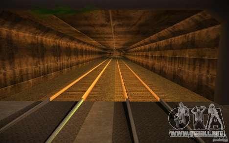Pistas de HD para GTA San Andreas séptima pantalla