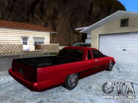 Nuevo Picador para GTA San Andreas left