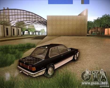BMW E21 para GTA San Andreas left