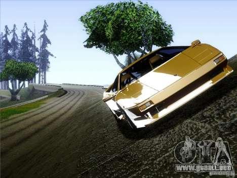 Lamborghini Diablo VT 1995 V3.0 para las ruedas de GTA San Andreas