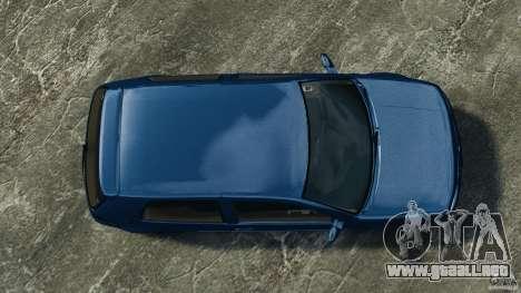 Volkswagen Golf 4 R32 2001 v1.0 para GTA 4 visión correcta