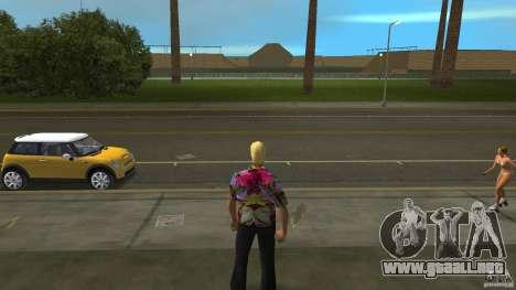 Der Herbst typ para GTA Vice City segunda pantalla