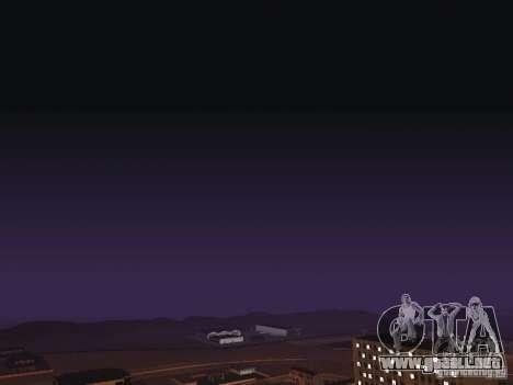 Configuración de Timecyc v 2.0 para GTA San Andreas séptima pantalla