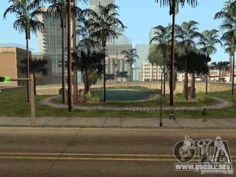 Glen Park HD para GTA San Andreas sucesivamente de pantalla