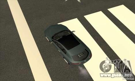 Alfa Romeo Brera de NFSC para la vista superior GTA San Andreas
