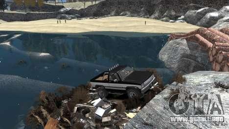 4x4 Trail Fun Land para GTA 4 séptima pantalla