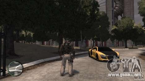 50 Cent para GTA 4 tercera pantalla