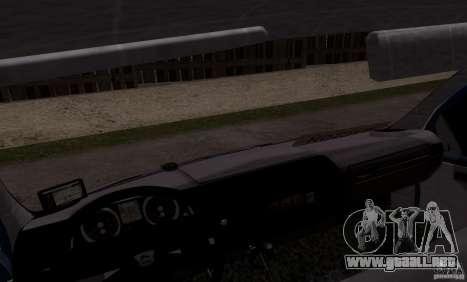 Granjero de negocio GAS 33023 para GTA San Andreas vista posterior izquierda