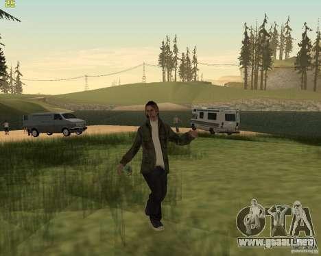 Fiesta de la naturaleza para GTA San Andreas