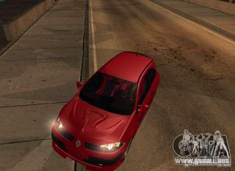 Renault Megane Sport Custom para GTA San Andreas