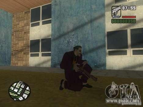 HQ Joker Skin para GTA San Andreas octavo de pantalla