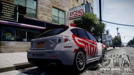 FrostENGINE ENB para GTA 4 octavo de pantalla