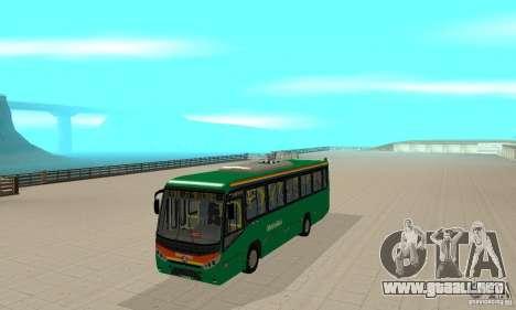 MetroBus of Venezuela para GTA San Andreas left