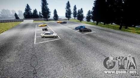 Edem Hill Drift Track para GTA 4 tercera pantalla