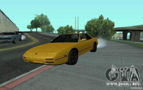 Nissan Onevia (Silvia) S13 para GTA San Andreas
