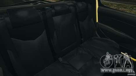 Peugeot 308 GTi 2011 Taxi v1.1 para GTA 4 vista lateral