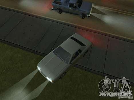 IVLM 2.0 TEST №3 para GTA San Andreas sexta pantalla