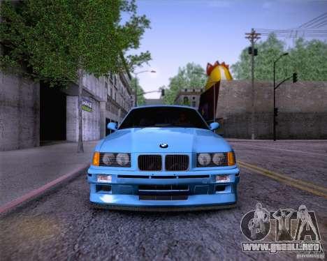 BMW M3 E36 1995 para el motor de GTA San Andreas
