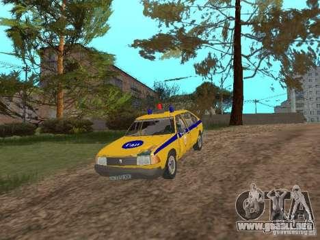 GAI AZLK 2141 para visión interna GTA San Andreas