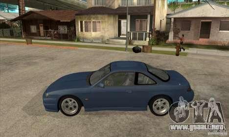 RODrifter Nissan Silvia S14 para GTA San Andreas left