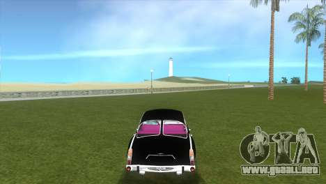 Tatra T2-603 1967 para GTA Vice City left