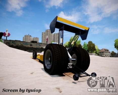 Raketomobil′ para GTA 4 visión correcta