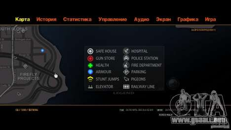 CG4 Radar Map para GTA 4 décima de pantalla