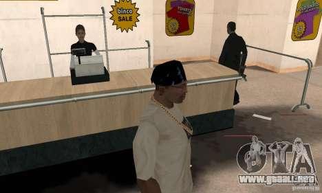 Batman bandana para GTA San Andreas segunda pantalla